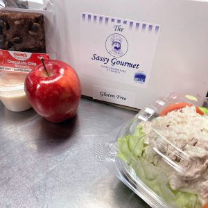 Gluten Free Chicken Salad