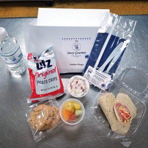 Gourmet Italian Wrap Boxed Lunch